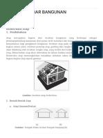 Teknik Gambar Bangunan_ Konstruksi Atap