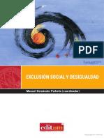 Exclusión Social y Desigualdad