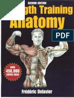 Strength Training Anatomy seconnd Edition