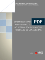 Diretrizes Pedagógicas Para Atendimento Educacional Ao Sistema Socioeducativo de Mg . Final