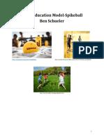 sport ed model - spikeball  1