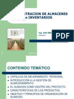 Administracion de ALMACEN 1