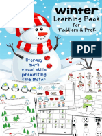PACK HIVER Math Topologie
