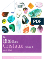 La Bible Des Cristaux - Volume 1 - Judy Hall
