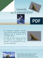 Leyenda El Camahueto