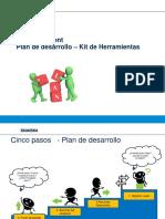 TRP Plan de Desarrollo - Kit de Herramientas[1]