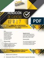 Informe Rdc 2017