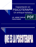 5 PSICOTERAPIA Enfoque Holisto