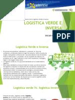 Importancia de La Logistica Verde e Inversa