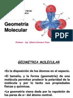 Clase Geometria Molecular