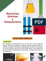 Reacciones Quimicas y Estequiometria Parte 1