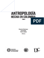 Varios - Antropologia Hecha en Colombia - Tomo I