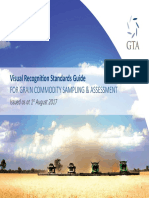 Grain Trade Australia. Visual Recognition Standards Guid