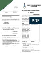 2011 24 Giugno c.c. Portobello n 20 Nomina Collegio Revisori Dei Conti 2011 2014 Salemi Di Dio Giambona
