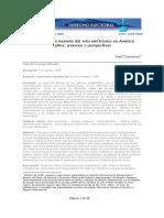 Dialnet-LaExperienciaRecienteDelVotoElectronicoEnAmericaLa-3655057