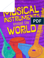 musical instruments around the world - non-fiction  - abcmouse