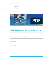 EIS Offshore Pipeline