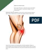 Recetas casera para la artrosis
