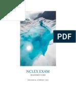 Nclex Exam Prep