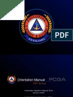 PCGA Orientation Manual