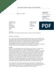 Cft - Advies Bij Ontwerp-begrotingswijziging 2018 en Reactie Op Invulling Afspraken