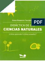 LIBRO Didactica d Las Ciencias Naturales. TRICARICO