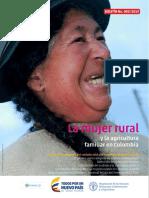 Boletin 02 2015 Mujer Rural Agricultura Familiar Colombia