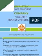 Voltamp Transformers Ltd