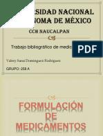 Trabajo Bibliografico de Quimica