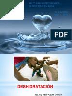 1.- Deshidratación