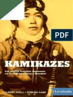 Kamikazes - Albert Axell