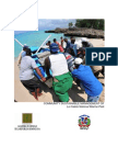 Community Sustainable Management of La Caleta National Marine Park, Dominican Republic