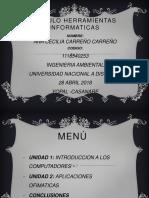 Modulo Herramientas Informaticas