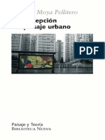 Ana María Mora - La percepcion del paisaje urbano
