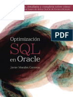 Optimización SQL en Oracle - Javier Morales Carreras