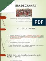 Batalla de Cannas