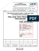 Npe Sd Sqe Pip Ax4303 0009 Pad Leak Test