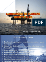 Lubricacion de Plantas Industriales