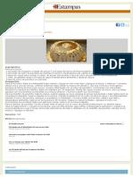 Torta de Parchita Con Chantilly de Parchita - Cocina Y Sabor - Estampas