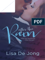After the Rain (Rains, #1.5) - Lisa de Jong