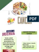 Lembar Balik Diet Kanker