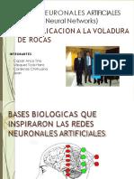 Redes Neuronales Aplicado a La Voladura de Rocas Final
