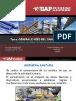 s1-Generalidades Del Saneamiento