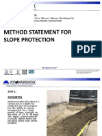 Slope Protection Methodology