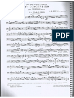 Concertino IV Cello
