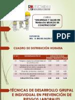 4. Tecnicas de Desarrollo Individual y Grupal.