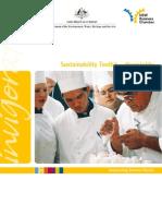 Sustainability Toolkit Hospitality