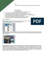 Tipo y Caracteristicas de Las Paginas Web