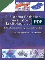 Solomon Y Nayar - El Sistema Bethesda Para Informar La Citologia Cervical.pdf