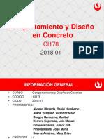 Presentac. Curso C y D en C. 2018 01